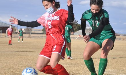 Moriarty girls soccer's 'very strange' spring season begins with a win