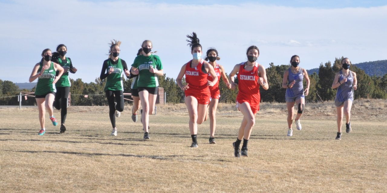 Moriarty boys, girls win cross country meet at East Mountain