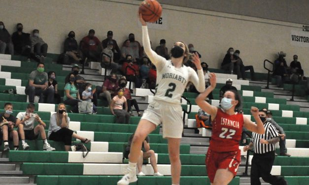 Moriarty girls basketball undefeated through first four games