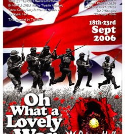 Free Movies in the Mountain [in Exile]:Attenborough's Oh! What a Lovely War