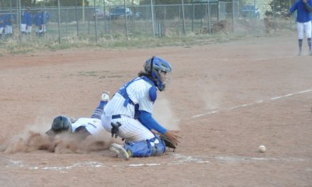 Walk-off wild pitch lifts East Mountain over St. Mike's in season opener