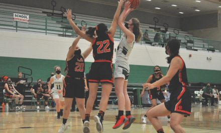 Lady Pintos come up short in back-and-forth battle with Taos