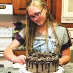 Carrot cake fuelS aspirations for Moriarty teen baker