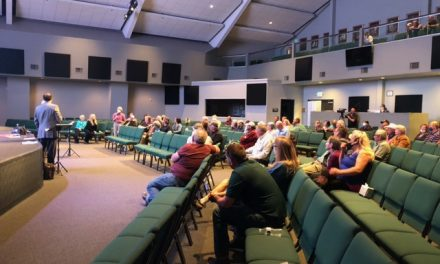 CORE holds public meeting in Edgewood on upcoming election