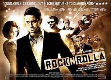 Free Movies in the Mountains suggests Guy Ritchie's RocknRolla