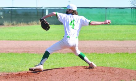 Moriarty Pintos baseball upended by Belen Eagles, 12-3