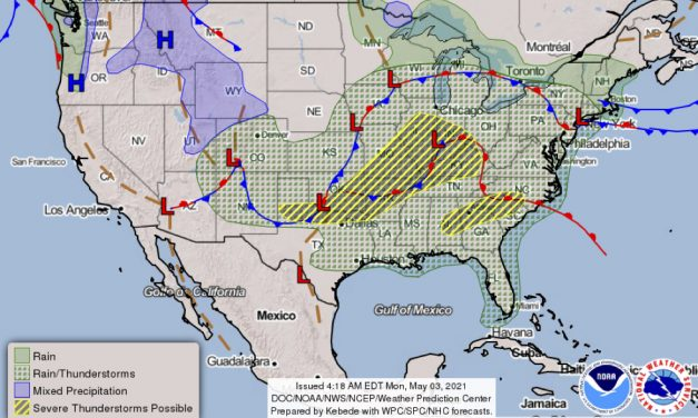 Forecast for the week of May 3 for the East Mountains and Estancia Valley