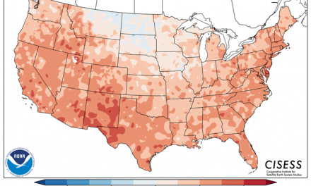 America's new normal temperature is a degree hotter than it was two decades ago