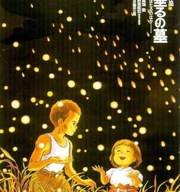 Free Movies in the Mountains: Grave of the Fireflies anime