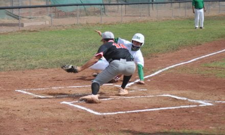 Moriarty Pintos hold on for a victory over Taos Tigers