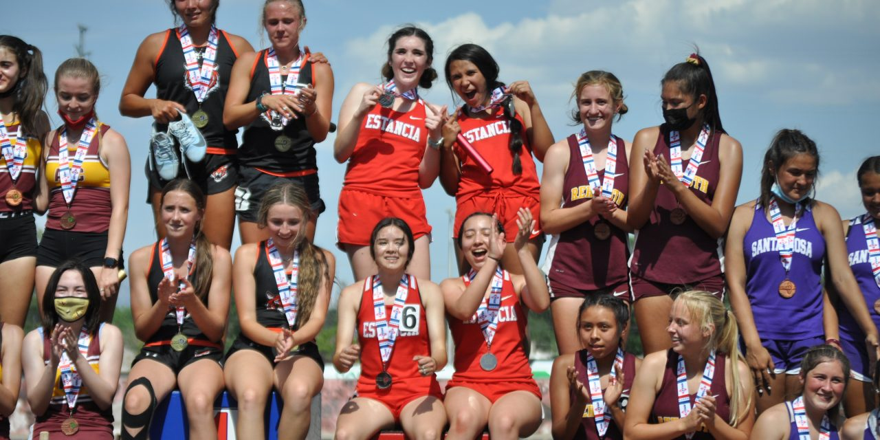 Gold, silver and sizzling heat at 1A, 2A, 3A state track championships