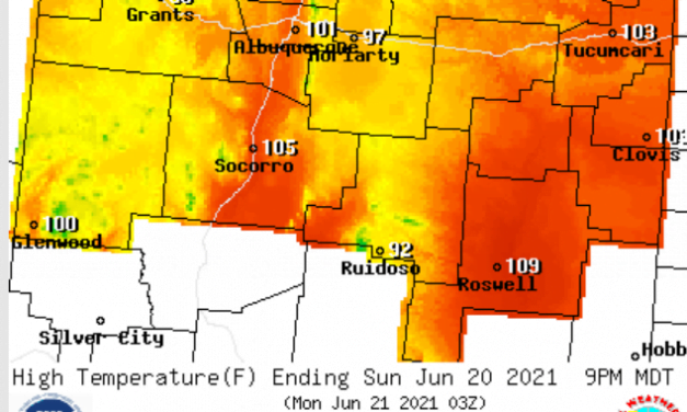 Weekend Forecast: Heat wave continues