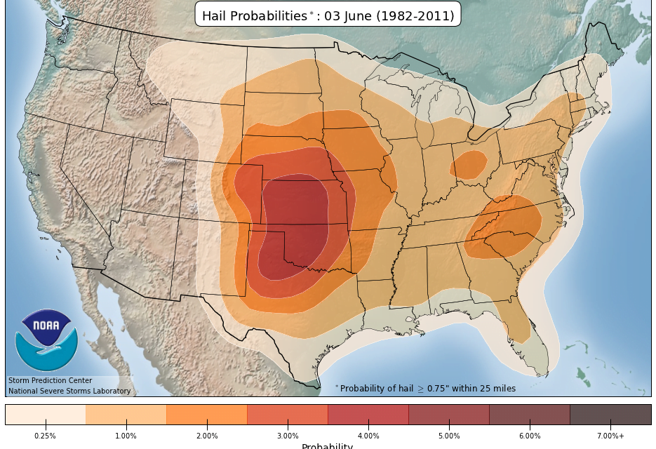 Severe weather season in the East Mountains and Estancia Valley