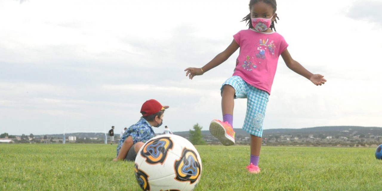 Moriarty High's soccer skills lessons: a fun way to learn & spend a birthday