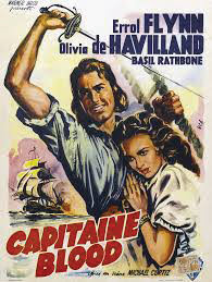 Movies in the Mountains [in Exile]: Captain Blood