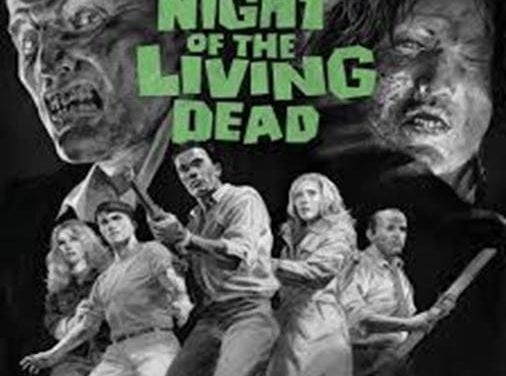Free Movies in the Mountains [in Exile] presents Night of the Living Dead