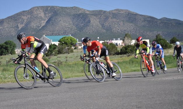 USA Cycling's Masters Road National Championships circles East Mountains