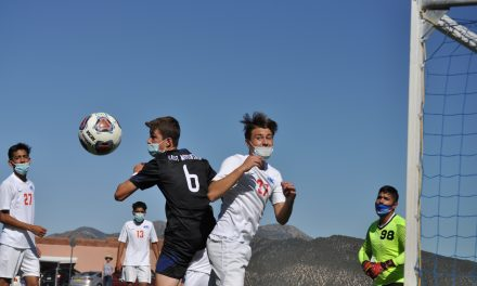 East Mountain High soccer teams pick up victories in their home openers
