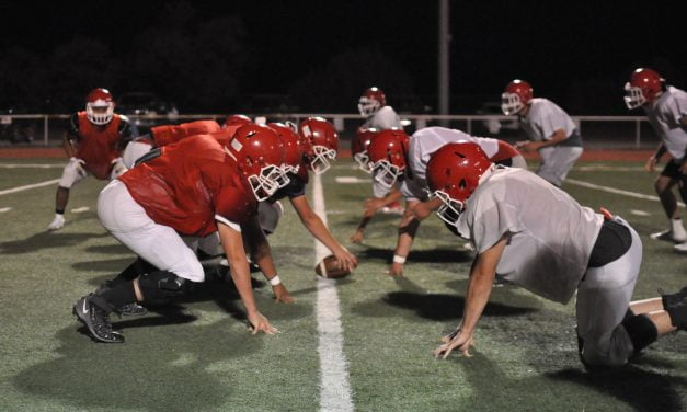 Estancia Bears bring back the thrill and tradition of midnight practice