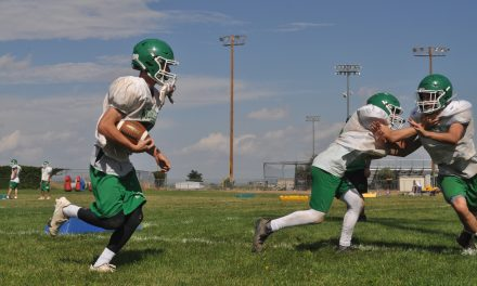Two-a-day practices get underway for Moriarty High School football