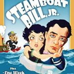 Free Movies in the Mountains recommends 'Steamboat Bill, Jr.'