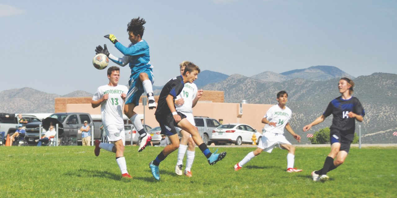 Late goal in second OT gives East Mountain boys first-ever win over Pintos