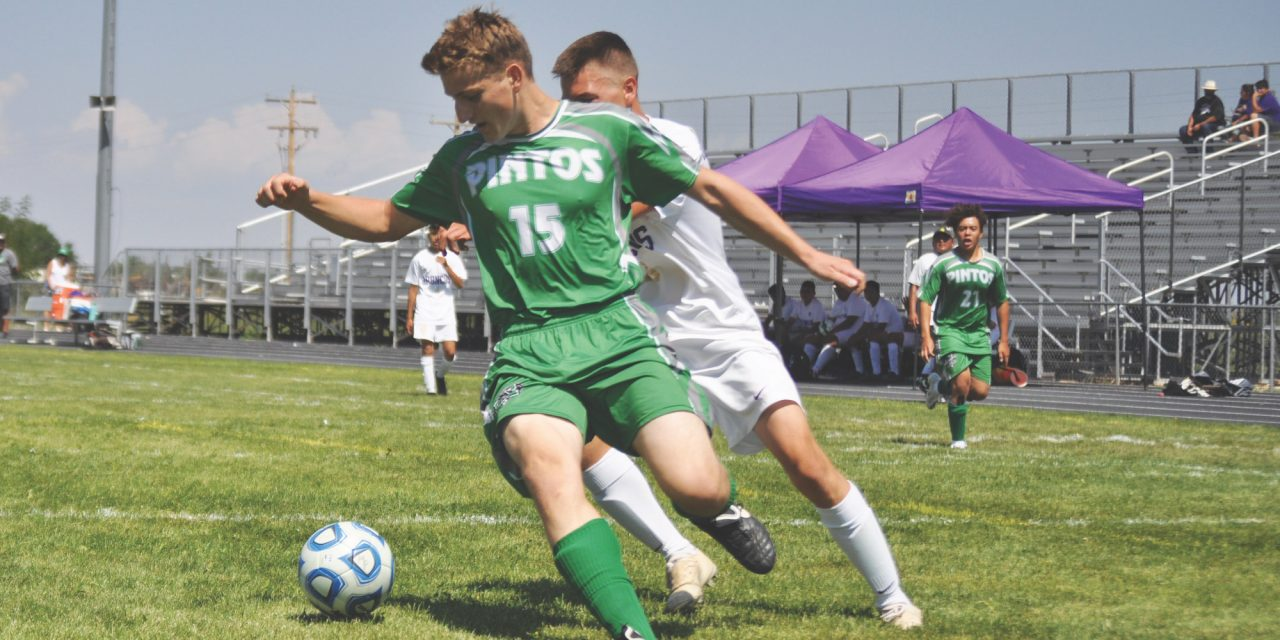 Moriarty boys pick up third win with 2-0 blanking over Kirtland Central