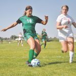 Moriarty's Lionbarger on a scoring frenzy as Lady Pintos play 5 games in 8 days