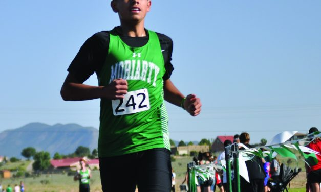 Area runners 'competed well' at Moriarty Invite