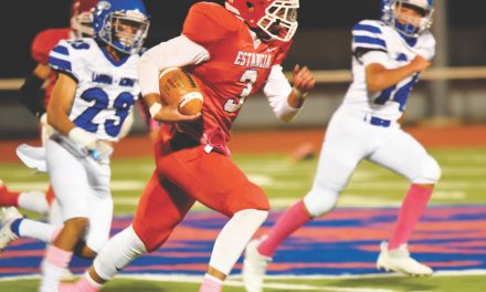Bears turn brief deficit into blowout over district rival Laguna-Acoma