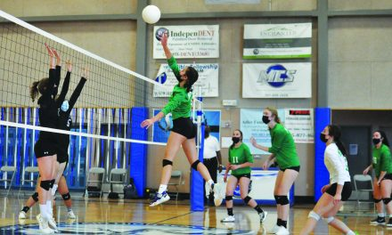 Moriarty Lady Pintos upend East Mountain in straight-set sweep